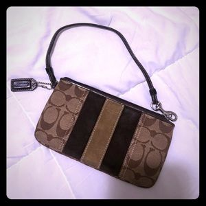 Coach wristlet in great condition $20!